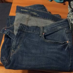 Old Navy Original Jeans 16 Tall